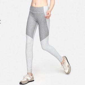 OUTDOOR VOICES  Two Tone Leggings Size XS